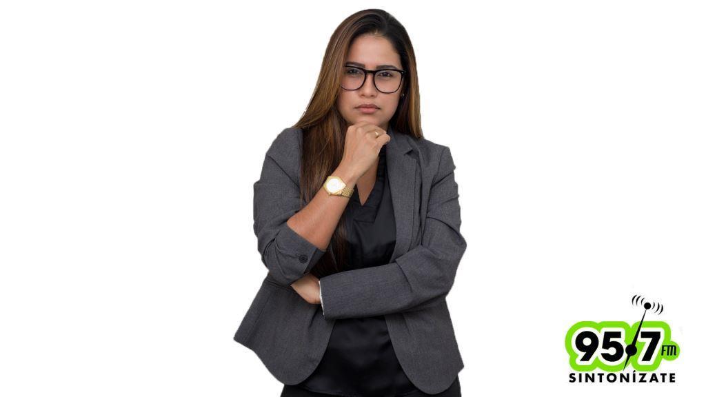Oriana Shetela Beltrán - Sintonízate 95.7 FM